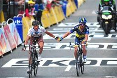 photo finish tour de france saggen - Google Search