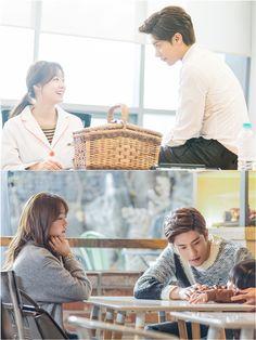 """My Secret Romance"" Song Ji-eun and Sung Hoon @ HanCinema :: The Korean Movie and Drama Database"