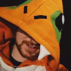 """area11band: """" Happy Halloween Elevens! @ghostofsparkles is dressed up in a shitty Charmander costume tonight, how about you guys? #Area11 #Area11Band #Halloween """""""