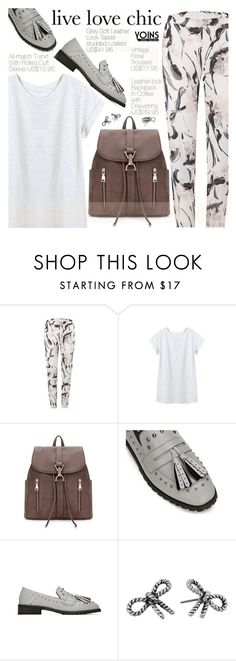 """Yoins 29:Chic Style"" by pokadoll ❤ liked on Polyvore featuring Marc Jacobs and yoins"