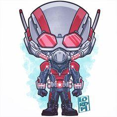 Fan art of 'Ant-Man'