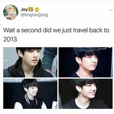 yO THIS NEEDS TO HAPPEN A LOT WHY HAVENT THEY DONE LIKE A VID OR SMTH OF THEM RECREATING THEIR PAST 2013 SELF , THIS NEEDS TO HAPPEN