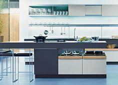 modern kitchen poggenpohl #BlogTourNOLA sponsor