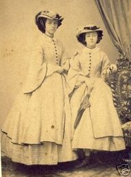 1860s hats