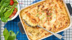 Perinteinen liha-perunasoselaatikko maistuu kaikille! Quiche, Breakfast, Food, Morning Coffee, Essen, Quiches, Meals, Yemek, Eten