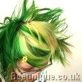 *************Special Effects Hair Dye Manic Panic Limelight Iguana Green Electric Lizard