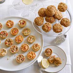 Assorted Lobster Tartlets