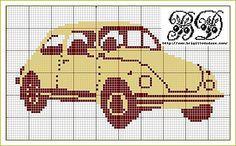 Volkswagon for Gracen  grille-point-de-croix-a-imprimer-Coccinelle.jpg