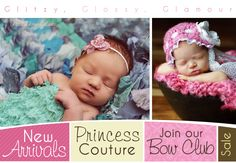The Girly Baby Boutique Accessories - Home Page