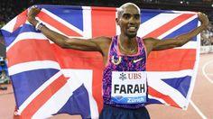 Mo Farah wins his final track race in Zurich Diamond League event - BBC Sport #757Live