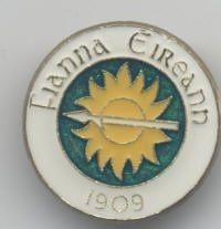 Fianna Eireann Badge Political Issues, Badges, Ireland, Coasters, Politics, Badge, Coaster, Irish