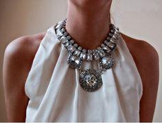 Maxicolar para vestidos básicos