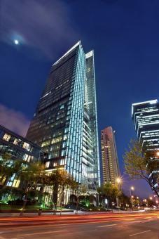 BEA Financial Tower - China
