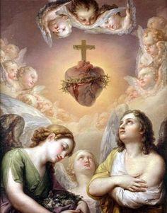 L'Adoration du Sacré Coeur