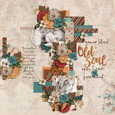 Old Soul Bundle - Amber Shaw http://www.sweetshoppedesigns.com/sweetshoppe/product.php?productid=36207  Cluster and colors: spring playground Template - Tinci Designs