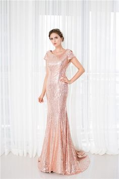 14 Best sparkling sequined bridesmaid dresses images  a5031a5d384d