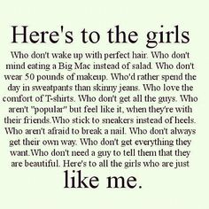 Proud to say I'm not perfect!