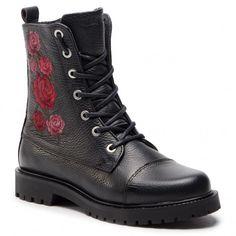 Botine QUAZI - QZ-14-01-000114 101 Dr. Martens, Combat Boots, Shoes, Fashion, Moda, Zapatos, Shoes Outlet, Fashion Styles, Shoe