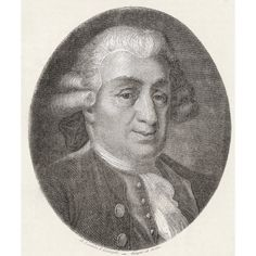 Carlo Osvaldo Goldoni 1707 Canvas Art - Ken Welsh Design Pics (26 x 30)