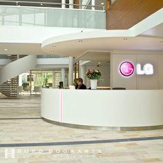 Buro Bogaarts Interiordesign - Hoofdkantoor LG, Amstelveen