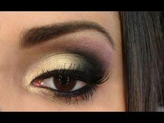 ▶ Maquiagem inspiração por Juliana Balduino - YouTube