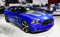 dodge charger 2013 | 2013-Dodge-Charger-Daytona-front-three-quarter Photo #188483 - Rumor ...