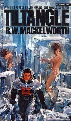 Ballantine paperback, 1970. Cover artwork by John Berkey.