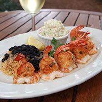 The Black Marlin has gluten free options and is delicious
