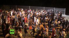 Gestern Abend ist erneut ein Afroamerikaner in den USA durch die Polizei…
