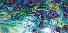 Abstract Buffalo Paintings | http://www.ebay.com/itm/191070772876?ssPageName=STRK:MESELX:IT&_trksid ...