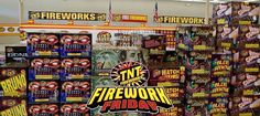It's Firework Friday!  Make your weekend wonderful with TNT Fireworks!  #FireworkFriday #TNTFireworks #Fireworks #Weekend
