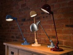 Jielde Dinky Desk Lamp  #indigocollections Desk Lamp, Table Lamp, Jolie Photo, Home Accessories, Lighting, Indigo, Competition, Collections, Home Decor