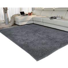 Hot Fluffy Rug Anti-Skid Shaggy Footcloth Area Dining Room Home Carpet Floor Mat Alternative Measures