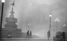 In December 1952, the 'Great Smog' descended on London – a thick, polluted fog which made it difficult to see, and breathe.  Up to 100,000 people became ill after the 'Great Smog' – and some estimates put the death toll at 12,000 people.  Now researchers looking into China's current air pollution issues