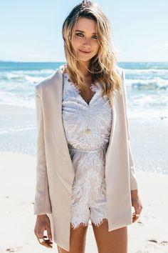 Bora Blazer - Outerwear by Sabo Skirt Dottie Couture, Sabo Skirt, Australian Fashion, Fashion Killa, Casual Chic, Fitness Fashion, Summer Outfits, Style Inspiration, Style Ideas