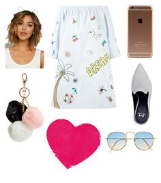 """""""Cool"""" by maguir005 ❤ liked on Polyvore featuring Mira Mikati and GUESS"""