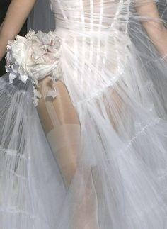 Jean Paul Gaultier Haute Couture Spring 2009 Details