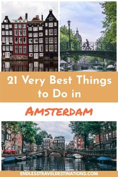 Amsterdam Living, Amsterdam Travel, Amsterdam Places To Visit, Amsterdam Things To Do, Europe Travel Tips, Travel Destinations, Travel Guides, Budapest, Viajes