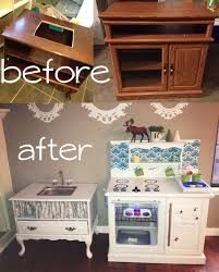 kids kitchen diy - Google Search