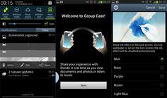 Samsung Galaxy Note II comienza a recibir Android 4.1.2 (Jelly Bean) http://www.xatakandroid.com/p/88749