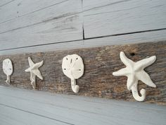rustic barn wood beach home decor house decor by riricreations, $58.00