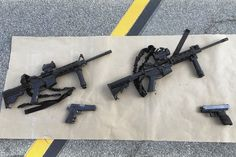 In the LA Times: Lax gun laws are the reason for the rise in mass shootings, not terrorists, or mental illness.