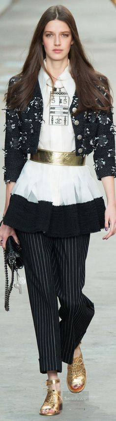 Chanel, Spring/Summer 2015, Ready-to-Wear