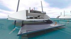 「格納式の脚」がついたモバイルハウスなら、海面上昇だってへっちゃら!? | TABI LABO