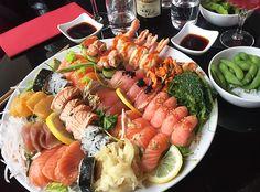 Drømmer du om sushi og lækre drinks i Stockholm, så kig med her, hvor jeg anbefaler dig to lækre steder, som jeg besøgte på min fødselsdag.