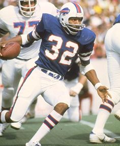 Buffalo's O.J. Simpson rushes for a then-NFL record 250 yards in Buffalo's 31-13 victory at New England. Once a legend,now a mere man