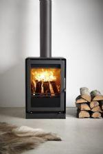 Nordpeis Quadro 2T Wood Burning Stove   home   Pinterest   Wood ...