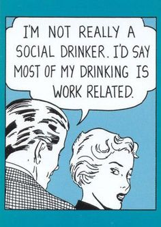 Do I pin to wine or work humor? Work humor it is with tomorrow bring Monday. Funny Drinking Quotes, Funny Quotes, Quotes Quotes, Drinking Jokes, Tgif Quotes, Friday Drinking, Humorous Sayings, Daily Quotes, Happy Hour Quotes