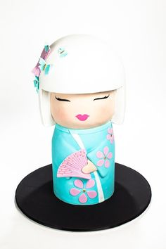 Join Planet Cake in October 2012 at Cake Connection in Malaysia! Kimmi Doll with Luigi Stivaletta