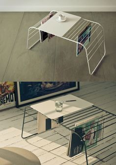 szymon:    MARC coffee table by by Gauzak for Quattria